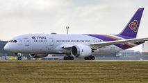 HS-TQE - Thai Airways Boeing 787-8 Dreamliner aircraft