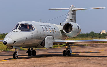 6000 - Brazil - Air Force Learjet 35 R-35A