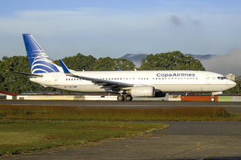 HP-1537CMP - Copa Airlines Boeing 737-800