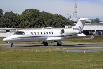 N863LB - Private Bombardier Learjet 45