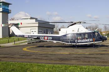 MM81381 - Italy - Carabinieri Agusta / Agusta-Bell AB 412