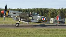 D-FSPT - Private Supermarine Spitfire FR.XVIIIe aircraft
