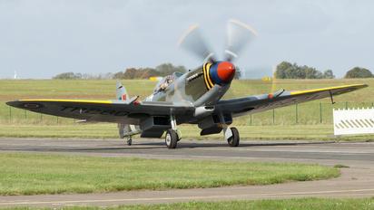 D-FSPT - Private Supermarine Spitfire FR.XVIIIe
