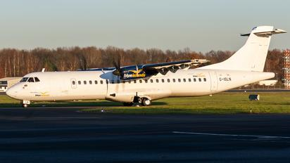 G-ISLN - Blue Islands ATR 72 (all models)