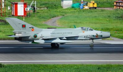 1426 - Bangladesh - Air Force Chengdu F-7BG