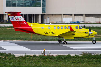 EC-NBZ - Eliance Beechcraft 200 King Air