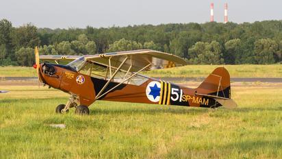 SP-MAM - Private Piper L-4 Cub