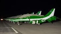8817 - Saudi Arabia - Air Force: Saudi Hawks British Aerospace Hawk 65 / 65A aircraft