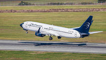 EI-GIM - Blue Panorama Airlines Boeing 737-800 aircraft