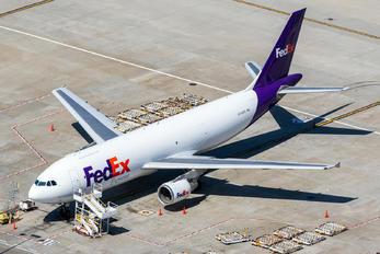 N743FD - FedEx Federal Express Airbus A300F
