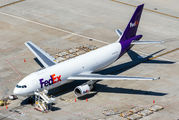 N743FD - FedEx Federal Express Airbus A300F aircraft