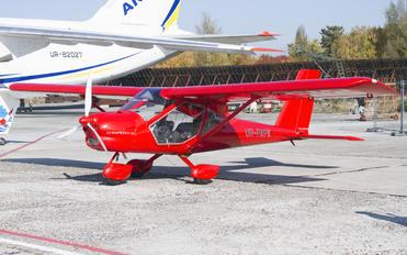 UR-PAPK - Private Aeroprakt A-32
