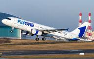 ER-00005 - FlyOne Airbus A320 aircraft