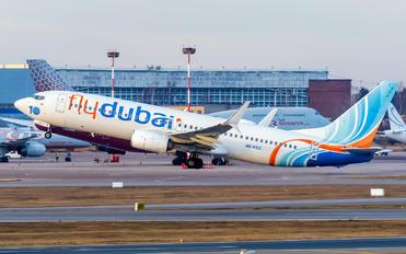 A6-FEC - flyDubai Boeing 737-800