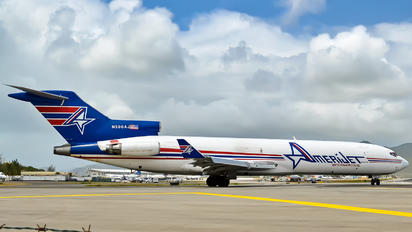 N598AJ - Amerijet International Boeing 727-200F (Adv)