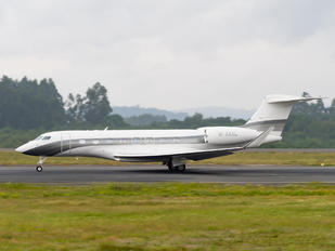 M-AAAL - Private Gulfstream Aerospace G650, G650ER