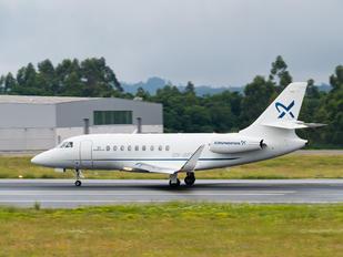 OY-GFS - Air Alsie Dassault Falcon 2000LX
