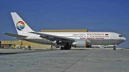 5W-TEA -  Boeing 767-200
