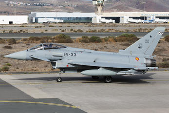 C.16-75 - Spain - Air Force Eurofighter Typhoon
