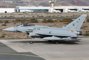 C.16-75 - Spain - Air Force Eurofighter Typhoon aircraft