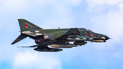 77-6397 - Japan - Air Self Defence Force Mitsubishi RF-4EJ Phantom II.
