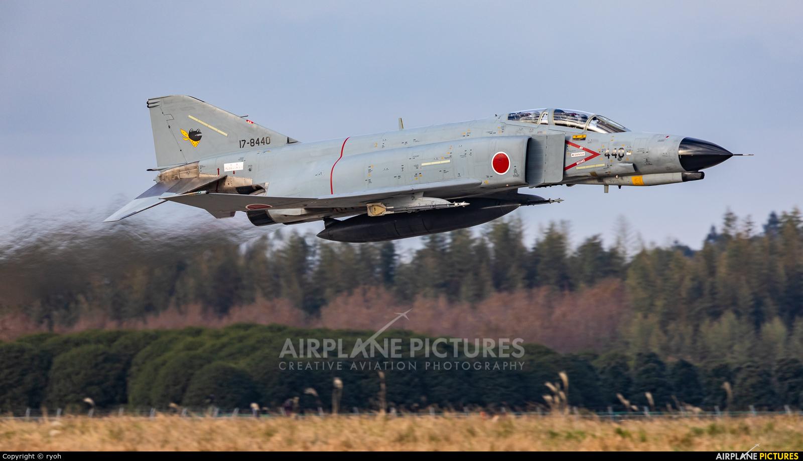 Japan - Air Self Defence Force 17-8440 aircraft at Ibaraki - Hyakuri AB