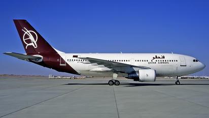 A7-ABB - Qatar Airways Airbus A310