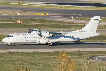 EC-NCD - Air Nostrum - Iberia Regional ATR 72 (all models)