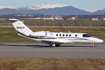 N95FP - Private Cessna 525C Citation CJ4