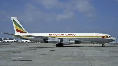ET-AIV - Ethiopian Cargo Boeing 707