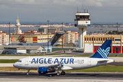 F-HBMI - Aigle Azur Airbus A319 aircraft