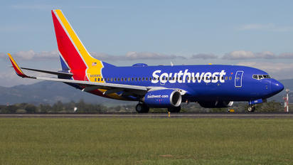 N558WN - Southwest Airlines Boeing 737-700