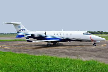 LQ-BFS - Argentina - Government Learjet 40