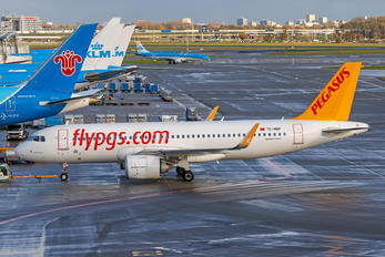 TC-NBP - Pegasus Airbus A320 NEO