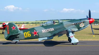 HB-RYA - Private Yakovlev Yak-9UM