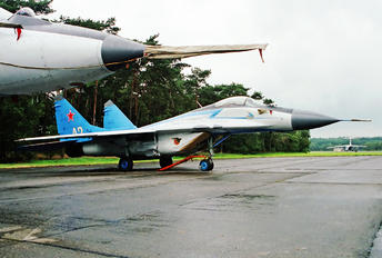 42 - Russia - Air Force Mikoyan-Gurevich MiG-29UB