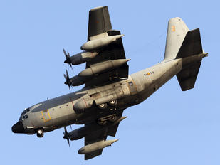 TK.10-11 - Spain - Air Force Lockheed KC-130H Hercules