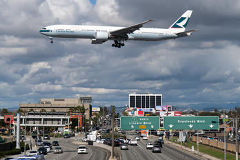 B-KPD - Cathay Pacific Boeing 777-300ER