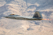 99-011 - USA - Air Force Lockheed Martin F-22A Raptor aircraft