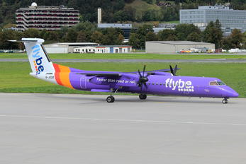 G-JEDR - Flybe de Havilland Canada DHC-8-400Q / Bombardier Q400