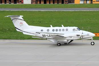 OO-LET - Air Service Liege Beechcraft 200 King Air