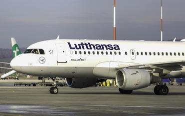 D-AILH - Lufthansa Italia Airbus A319