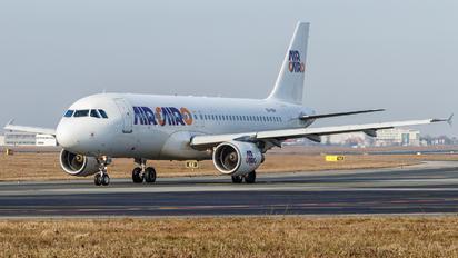SU-BSN - Air Cairo Airbus A320