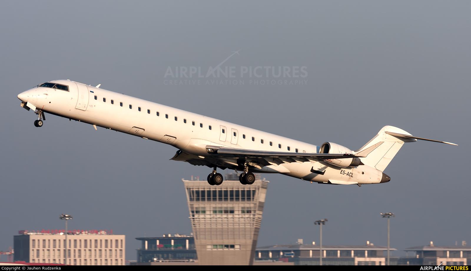 CityJet Canadair CRJ900