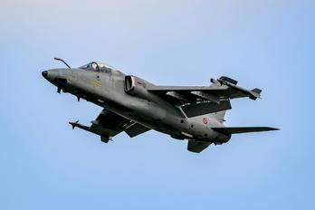 MM7191 - Italy - Air Force AMX International A-11 Ghibli