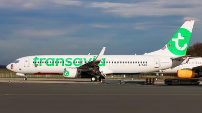 2-TJFK - Transavia Boeing 737-800