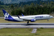 First Boeing 737-800 for Wingo title=