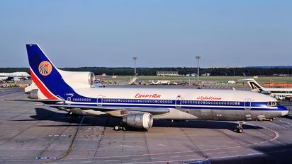 C-FTNC - Egyptair Lockheed L-1011-1 Tristar