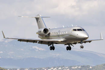 N1218F - Private Bombardier CL-600-2B16 Challenger 604