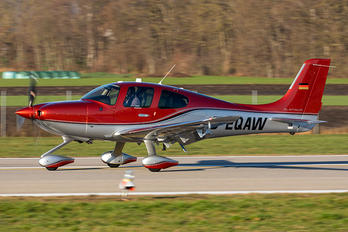 D-EQAW - Private Cirrus SR22T